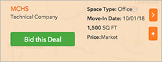 Office Space Deal Board Details icon