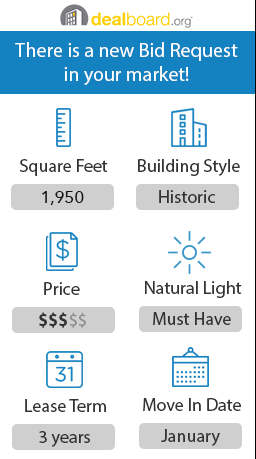 Finding Office Space Deals icon